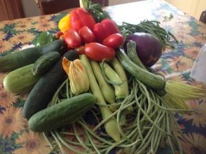 La verdura di Mirella