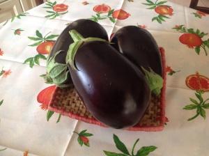 Le melanzane di Giovanna