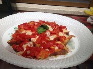 Pizza finta
