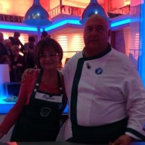 Tiziana e Renatone alla Priva del cuoco