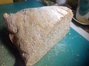 Pane a doppia lievitazione